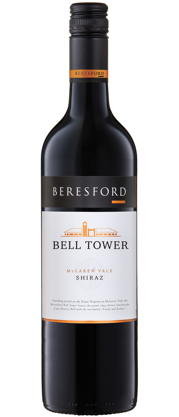 beresford mclaren vale bell tower shiraz 2015 | wine.delivery